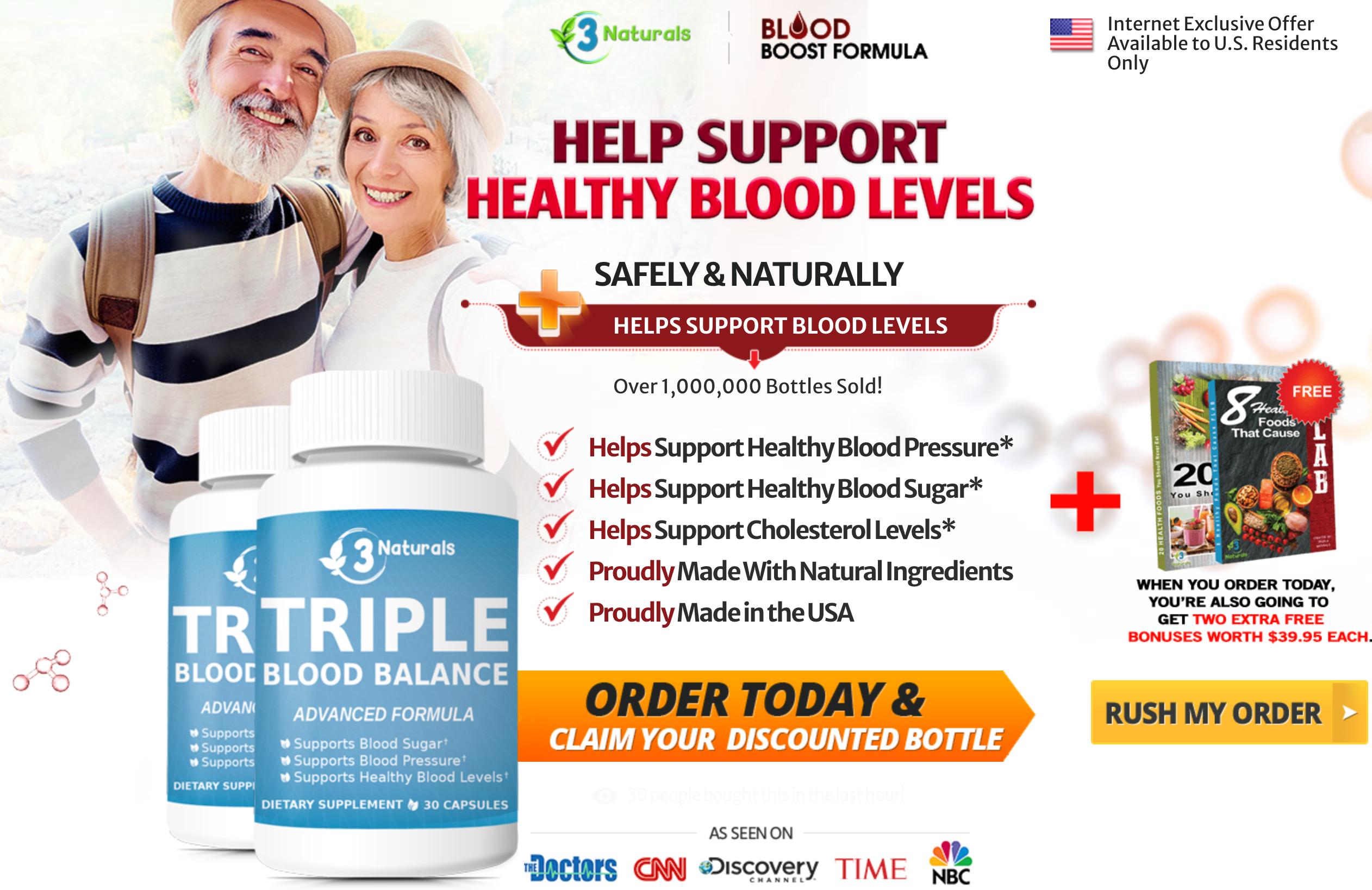 Blood-Balance-Formula