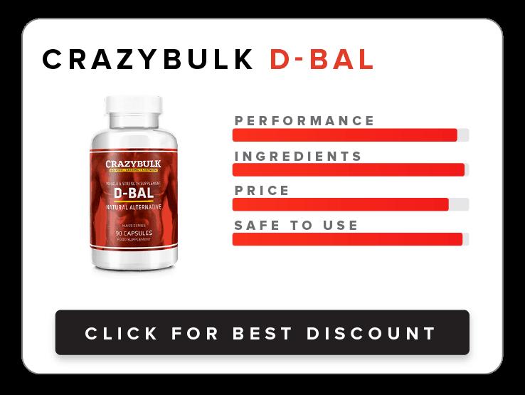 Crazybulk-D-Bal-Review