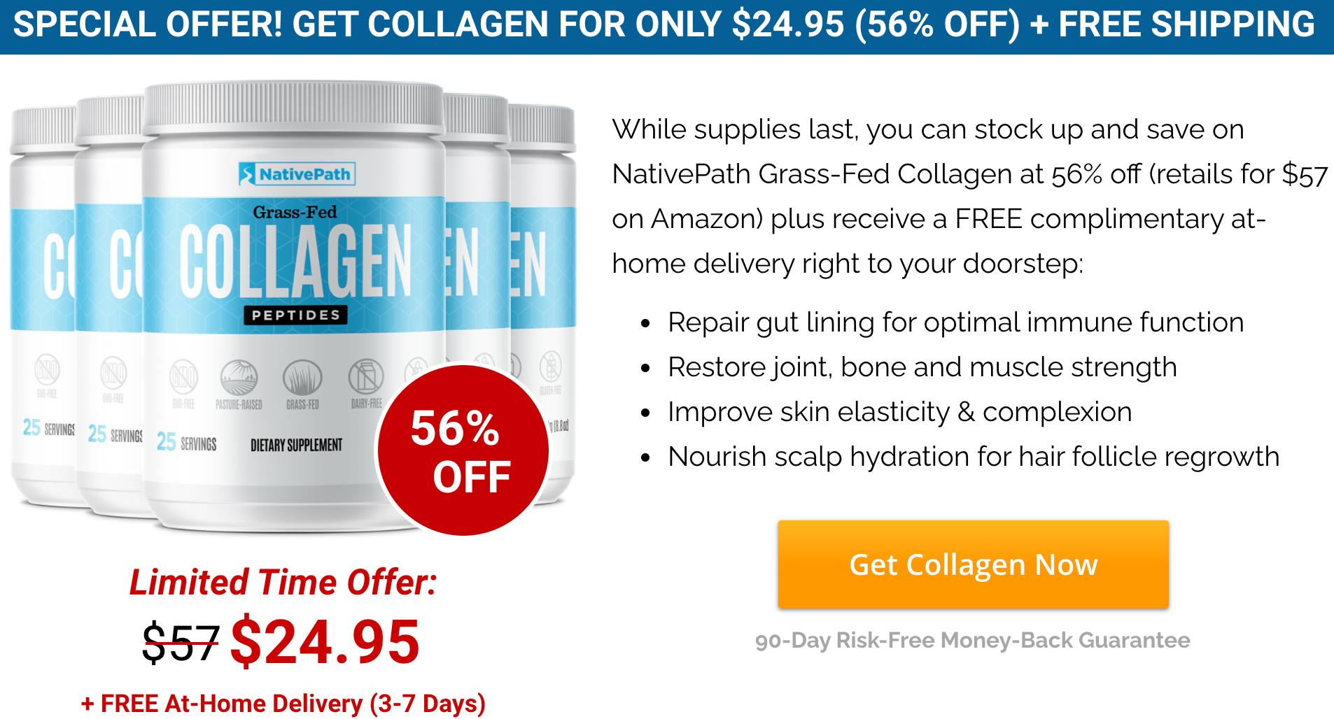 NativePath-Collagen-price