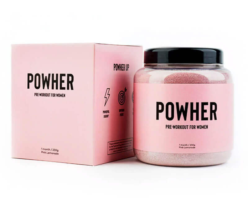 Powher-Pre-Workout