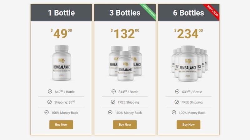 RemBalance-price