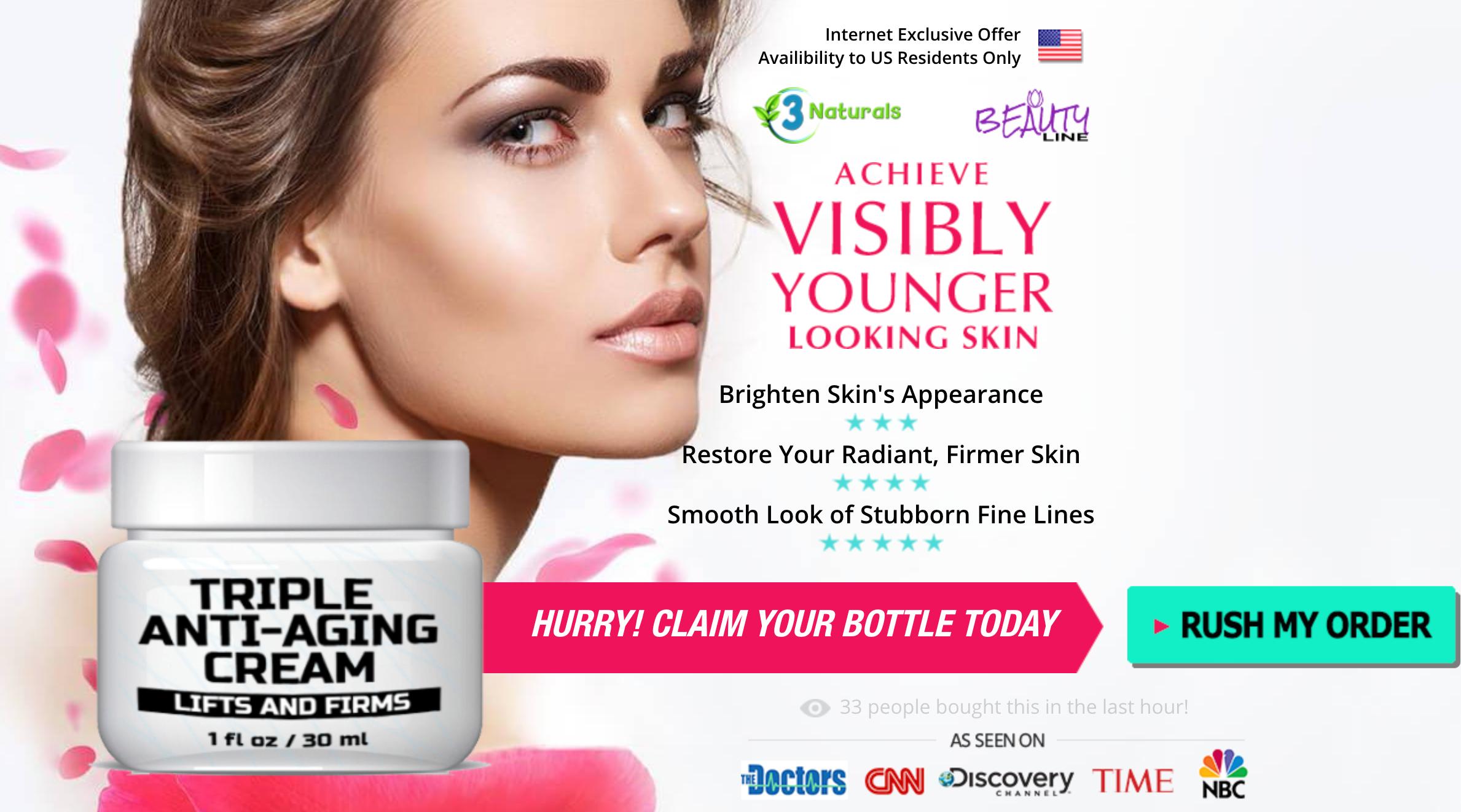 Triple-Anti-Aging Cream