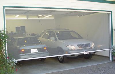Single-Garage-Door-Screen