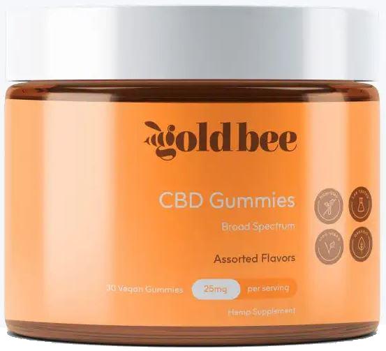 Gold Bee CBD Gummies