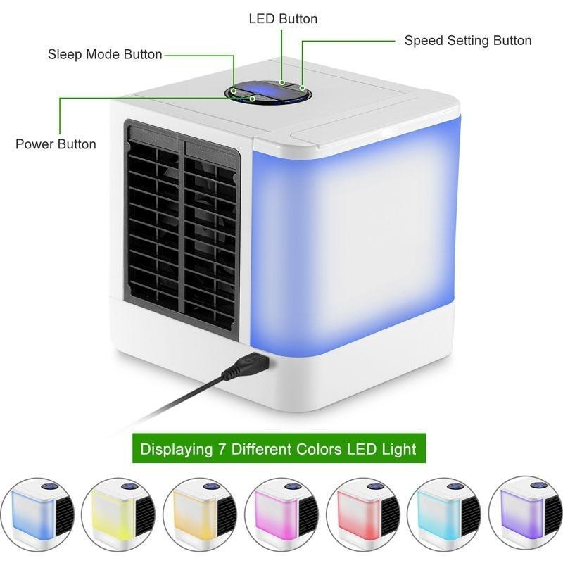 T10 Cooler Portable AC