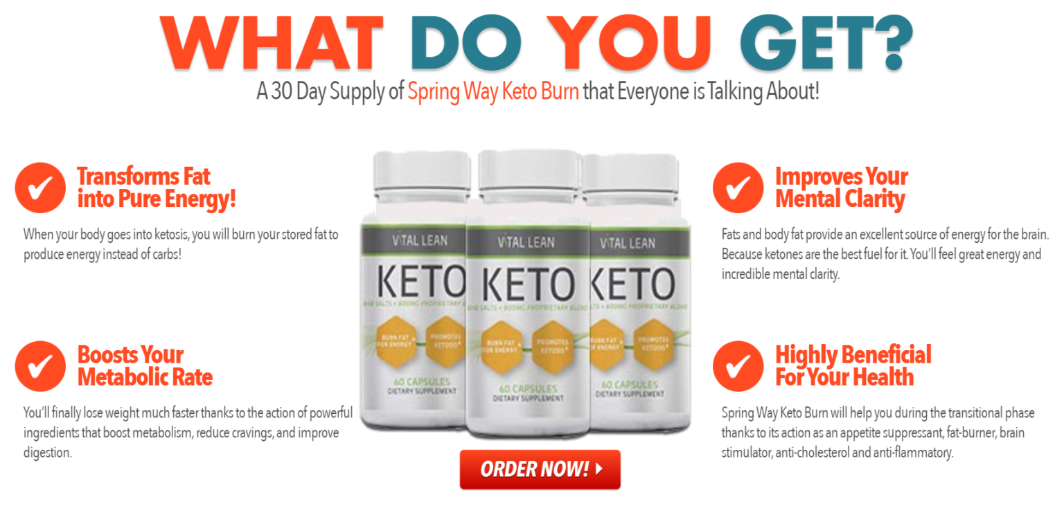 Vital Lean Keto Reviews – WARNING! Don't Buy These Pills Till You Read!  [Updated 2021] – Business