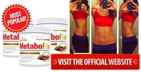 metabofix supplement - slim body - official website