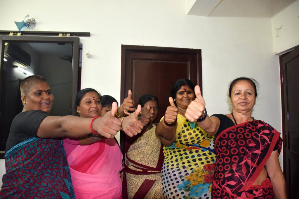 Photo-2-sex-workers-in-Chennai-give-a-thumps-up-to-the-liberalized-abortion-law.-Mnay-of-the-sex-workers-are-living-with-HIV-and-face-discrimination-and-stigma-in-accessing-abortioncare-1024x683