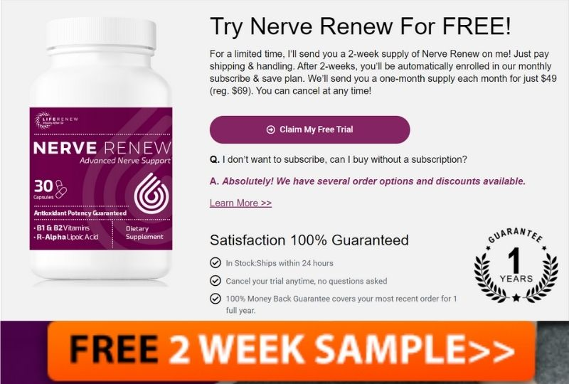 Nerve Renew