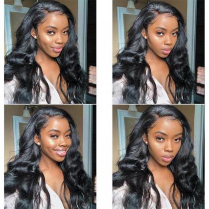 Body Wave HD Skin Melt Lace Wigs