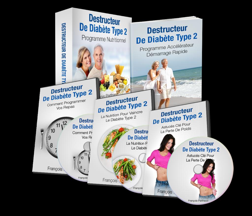 Destructeur De Diabete Type 2