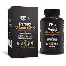 HFL Perfect Vitamin D&K Supplement Reviews