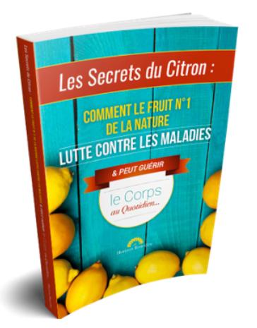 Les Secrets du Citron PDF