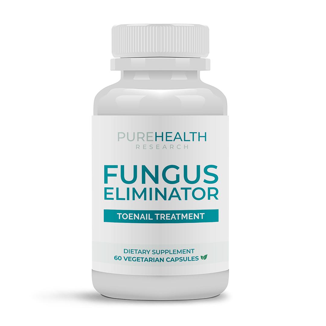 Purehealth fungus eliminaor reviews