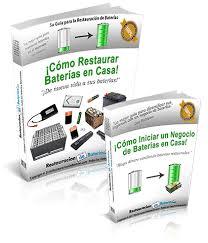 Restauracion De Baterias