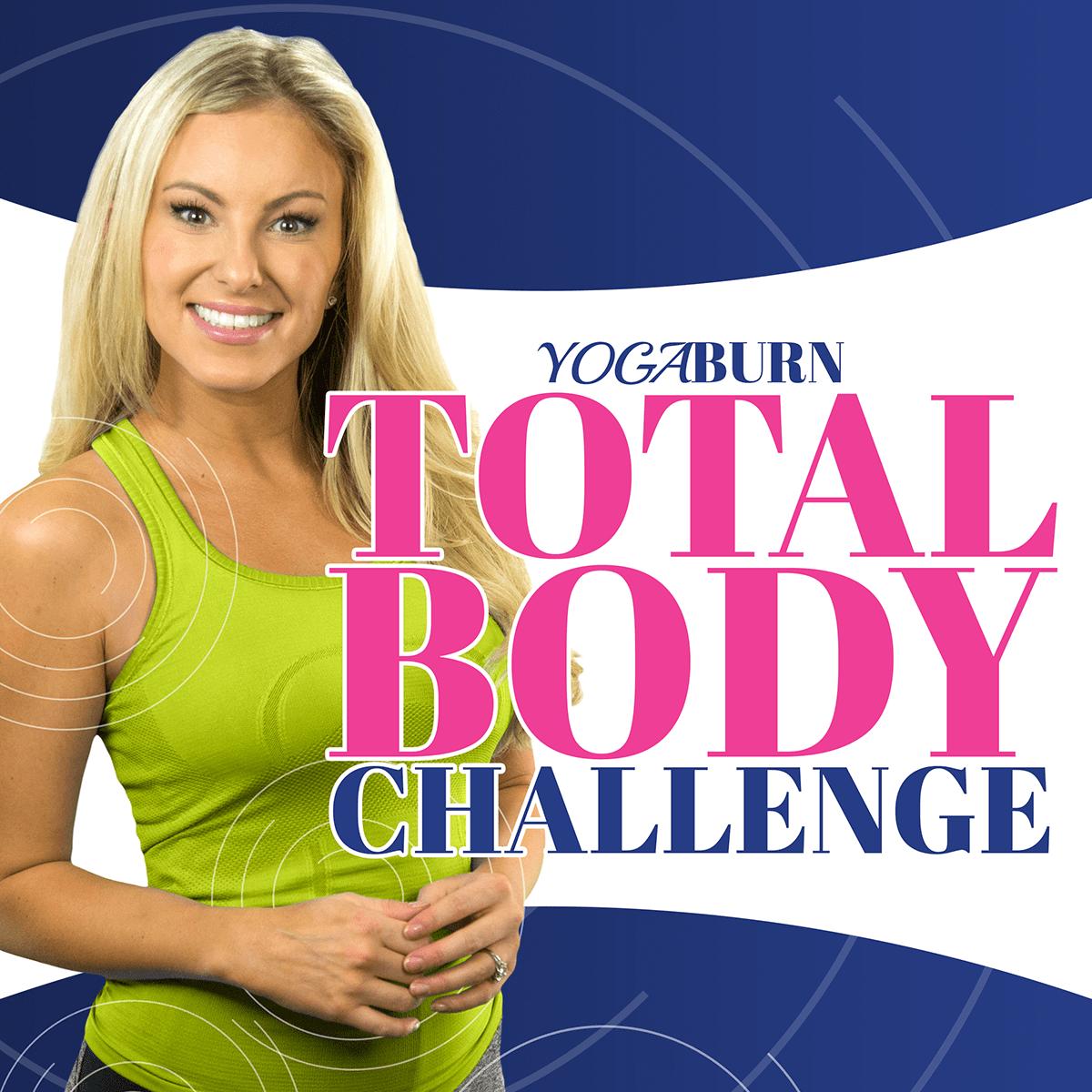 Yogaburn total body challnge
