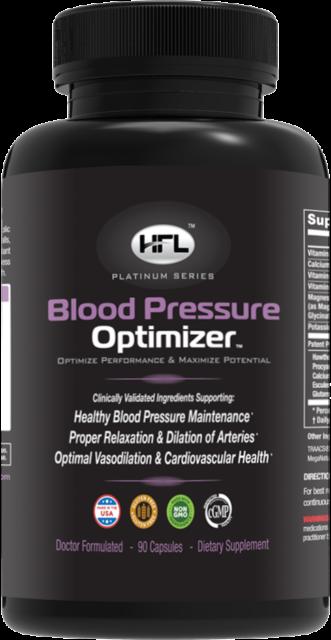 blood pressure optimizer reviews