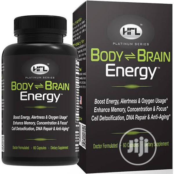 body brain energy reviews