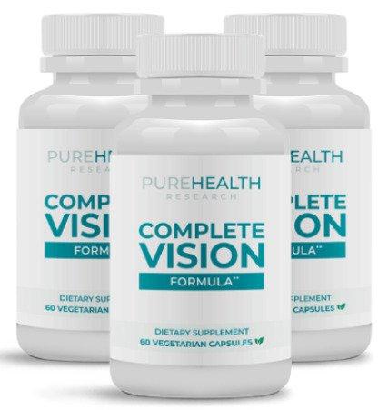 complete vision formula reviews