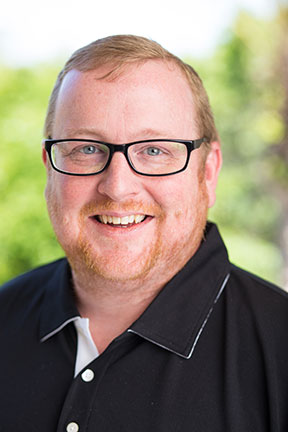 Charles Varner marks five years with leading software team