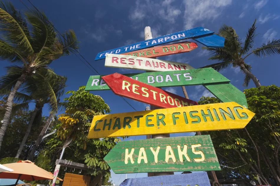 Cory R. Cole, of Brielle, talks about the top things to do in Islamorada