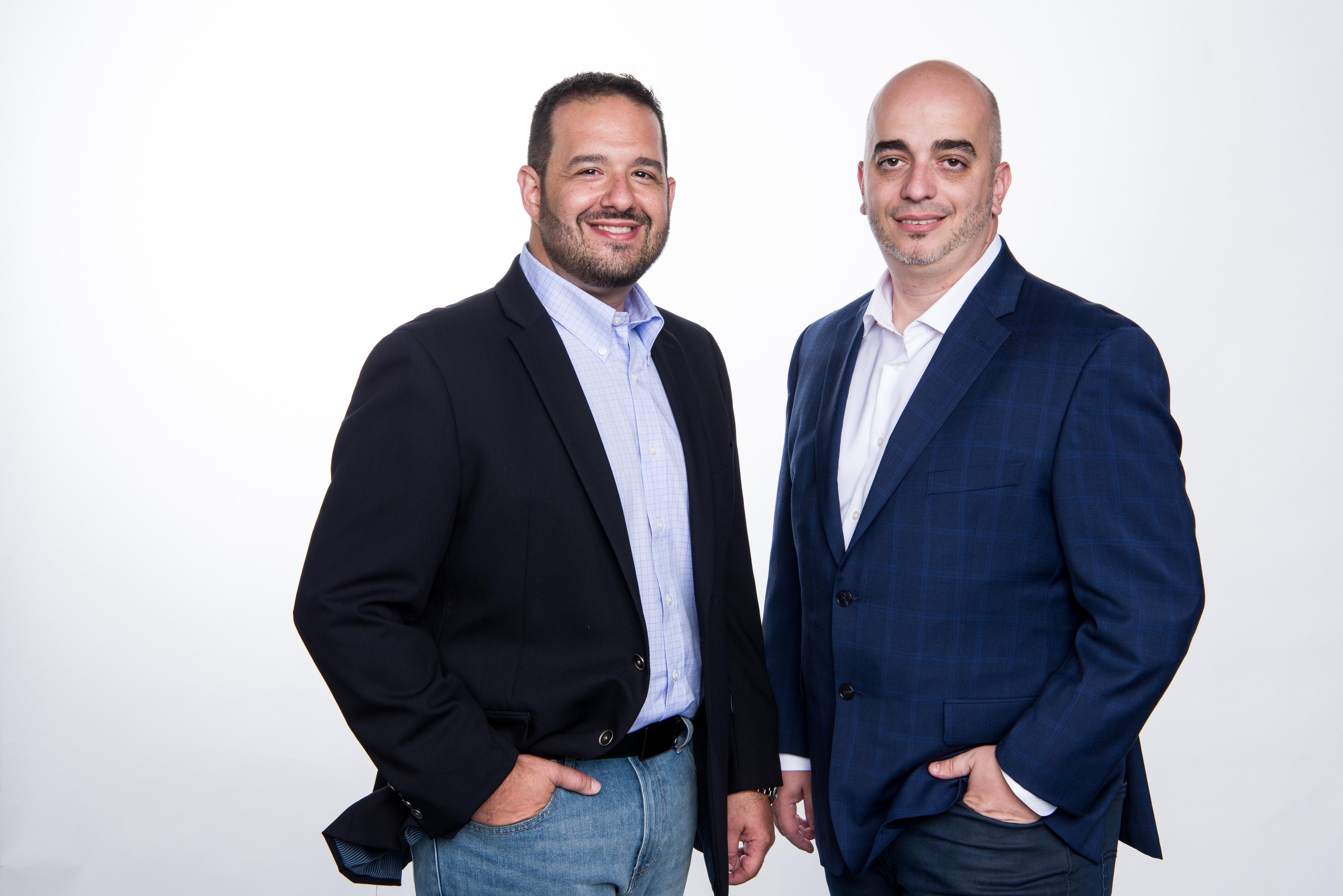 Ian Marlow and Duarte Pereira