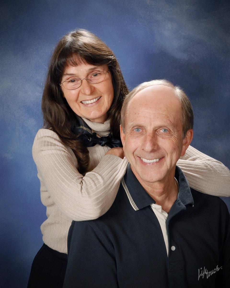 Jim Hohnberger and Sally Hohnberger