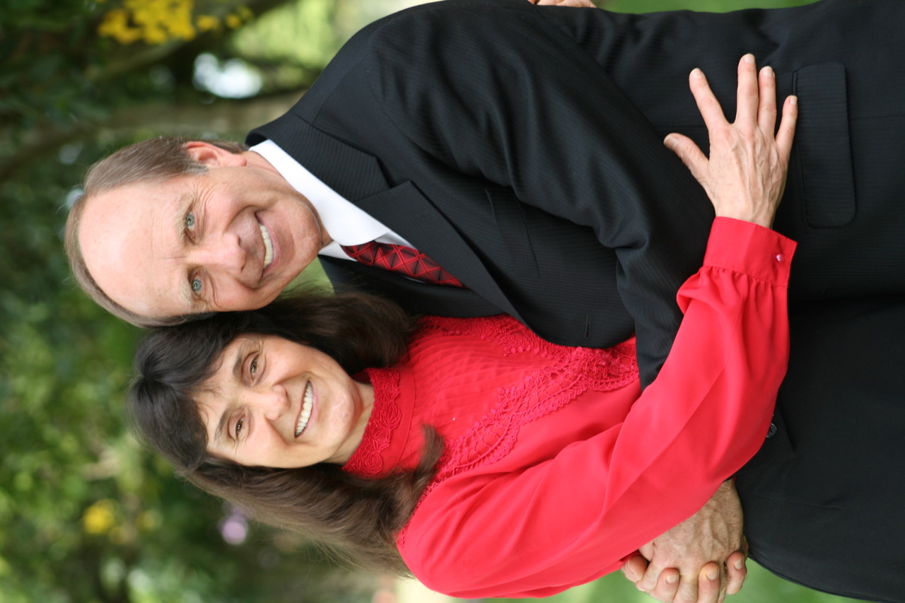 Jim Hohnberger and his wife Sally Hohnberger (1)