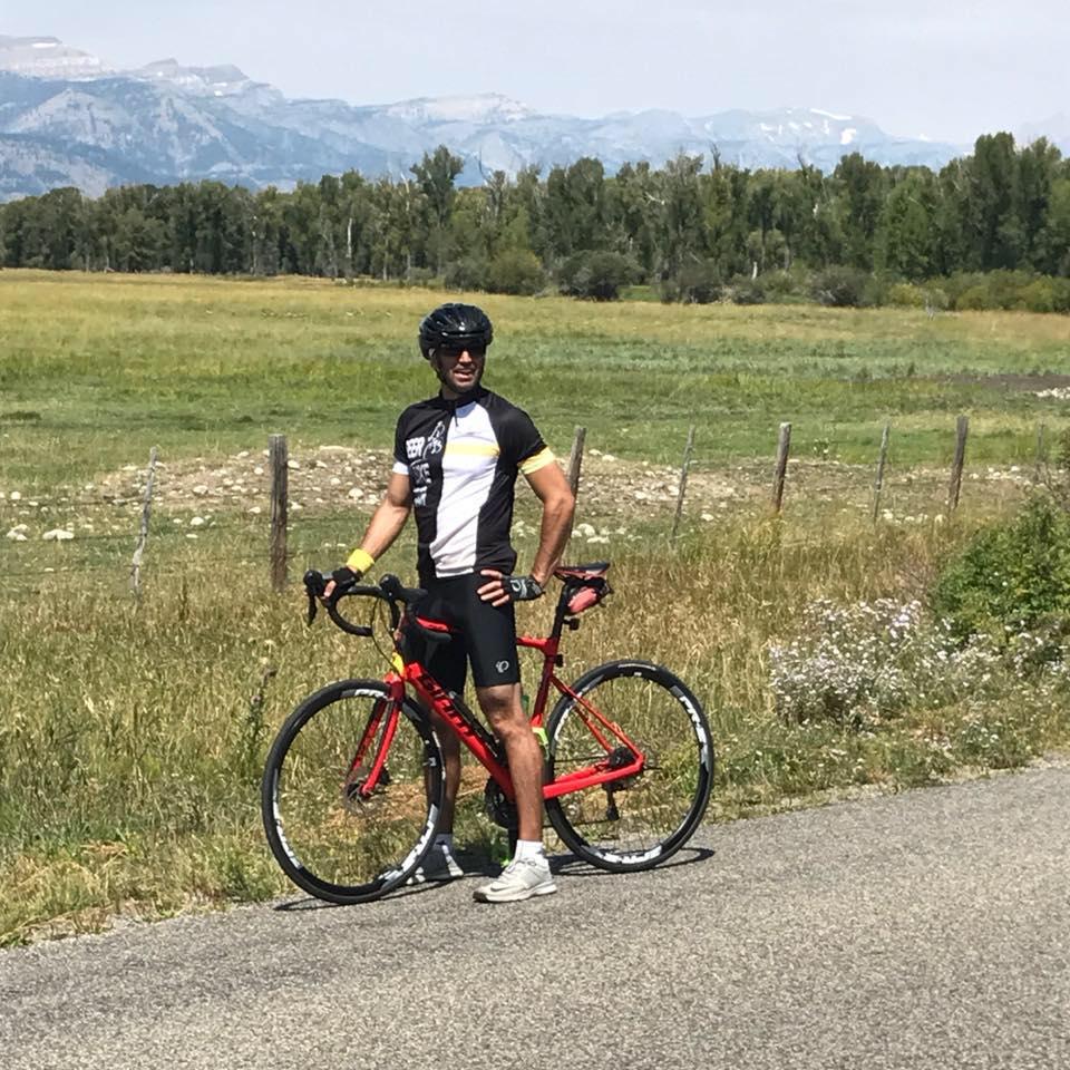 Zachary Singh Cycling