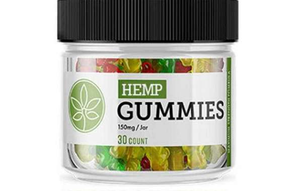 Eagle Hemp CBD Gummies – Does it Really Work? Read Side Effects, Pros, Cons  and Ingredients – Business