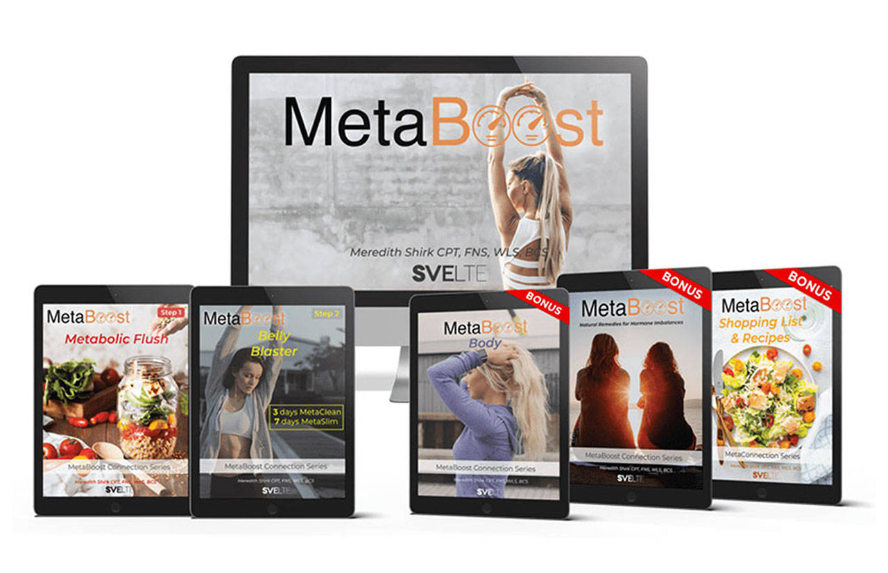 METABOOST CONNECTION Benefits