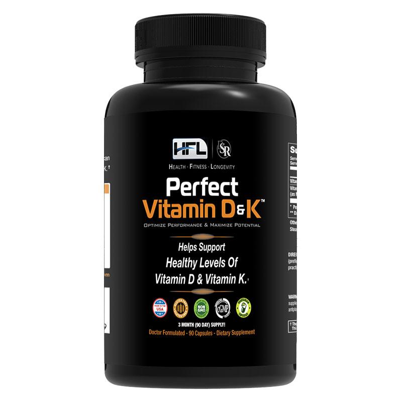 HFL Perfect Vitamin D&K reviews