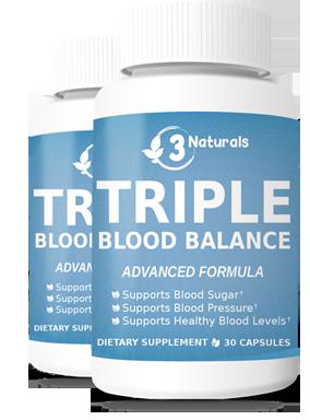 triple blood balance supplement